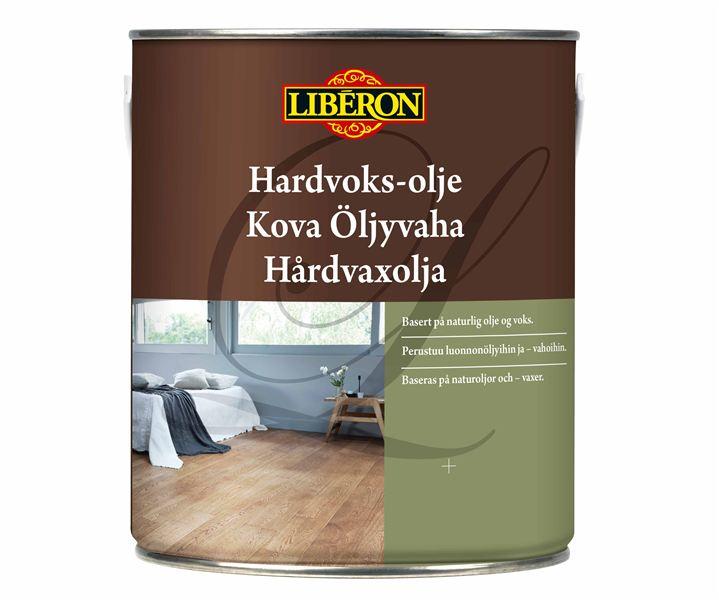 Liberon Hardvoks olje :. Alanor AS .: